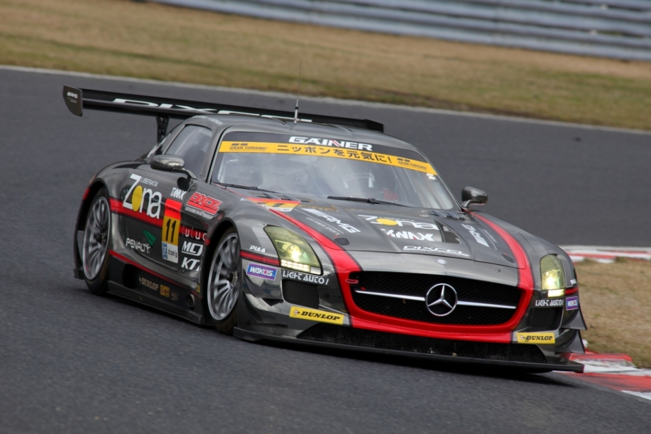 2013 Asian Le Mans Series Rd,2 3 Hours of Fuji 開催