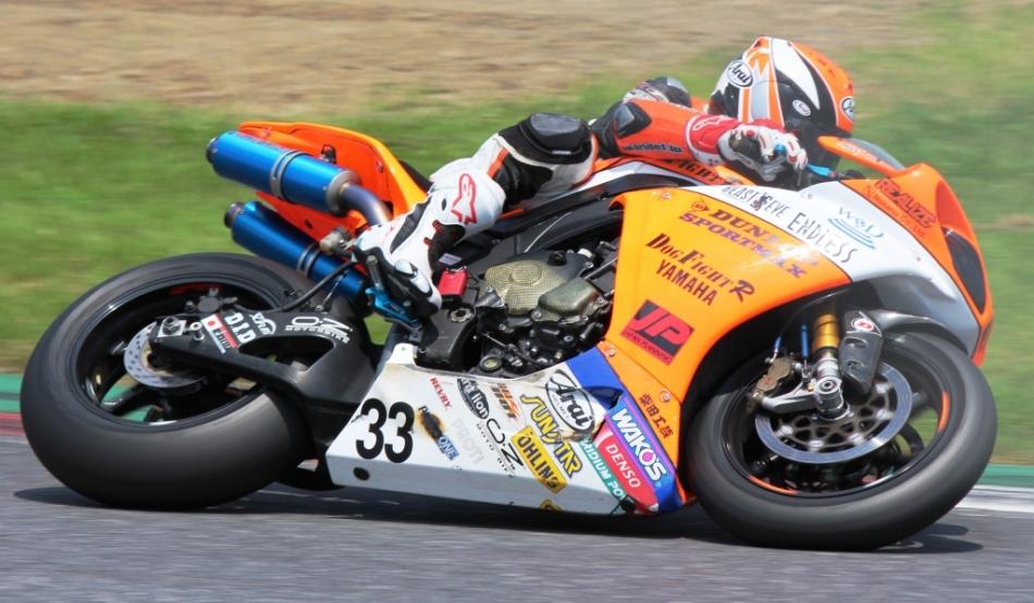 2013 MFJ 全日本ロードレース選手権 Rd,8 in 岡山 開催