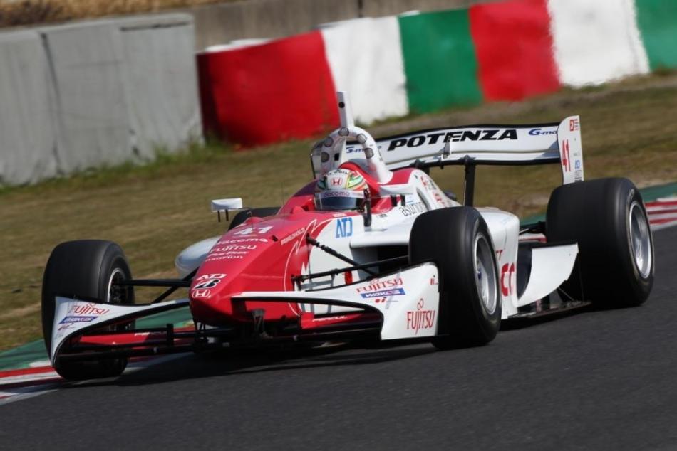 2013 全日本選手権スーパーフォーミュラ Rd,7 in 鈴鹿 開催