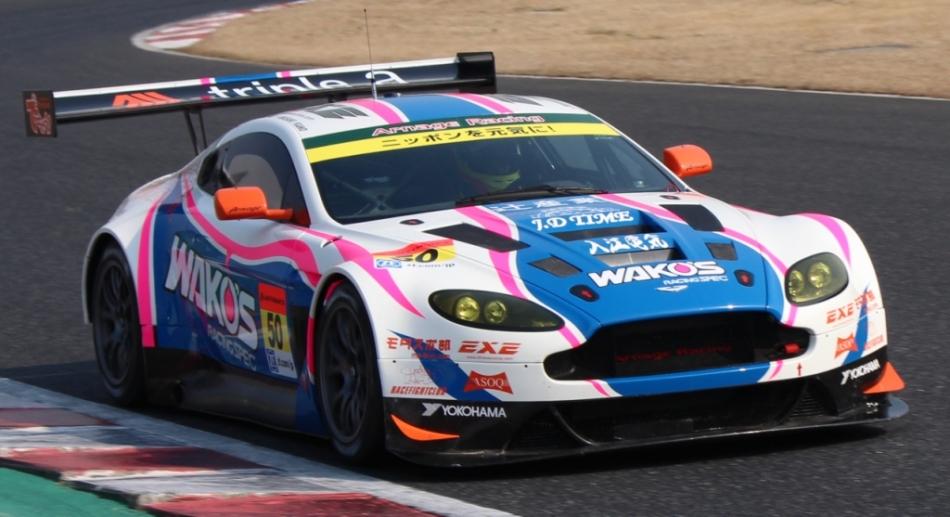 2014 SUPER GT Support Team