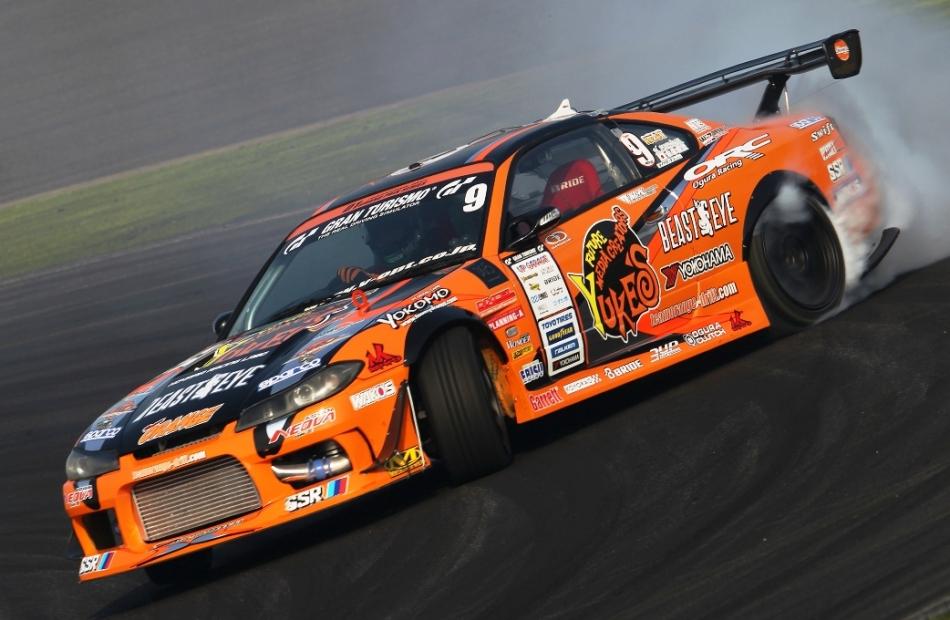 2014 D1 GRAND PRIX SERIES Round 1 in Fuji Speedway