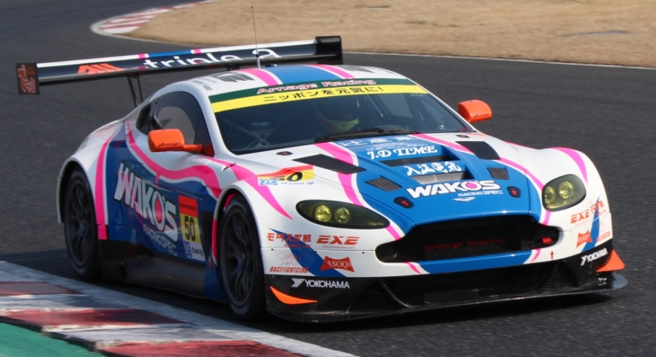 2014 SUPER GT Round1 OKAYAMA GT 300km RACE 開催