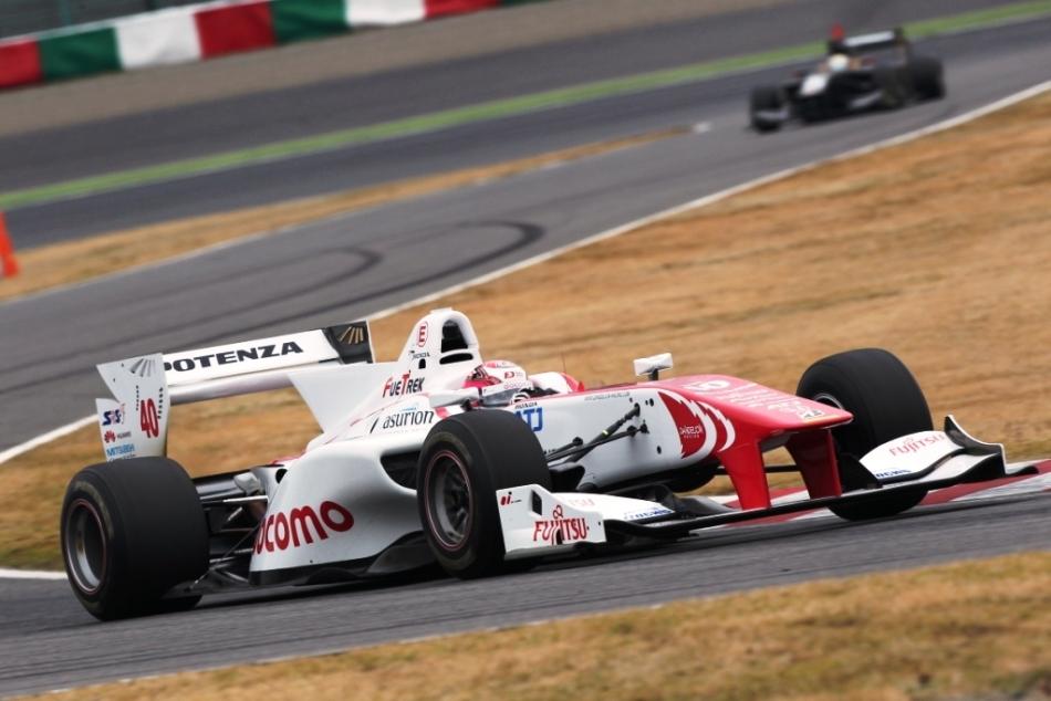 2014全日本選手権 スーパーフォーミュラシリーズ 第1戦 鈴鹿2&4レース 開催