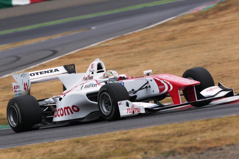 2014全日本選手権 スーパーフォーミュラシリーズ 第2戦 富士スピードウェイ 開催
