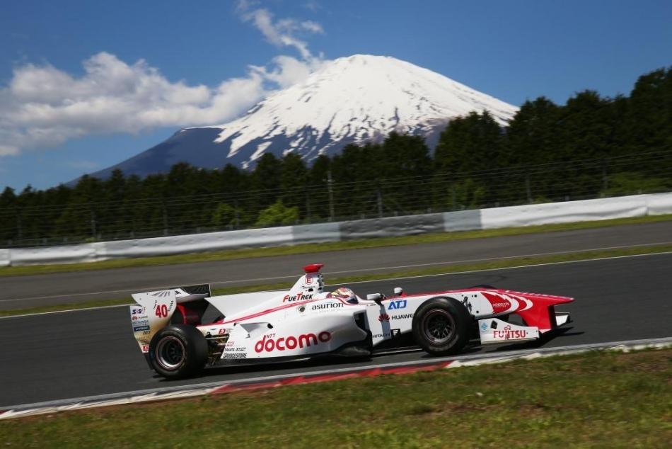2014全日本選手権 スーパーフォーミュラシリーズ 第3戦 富士スピードウェイ 開催