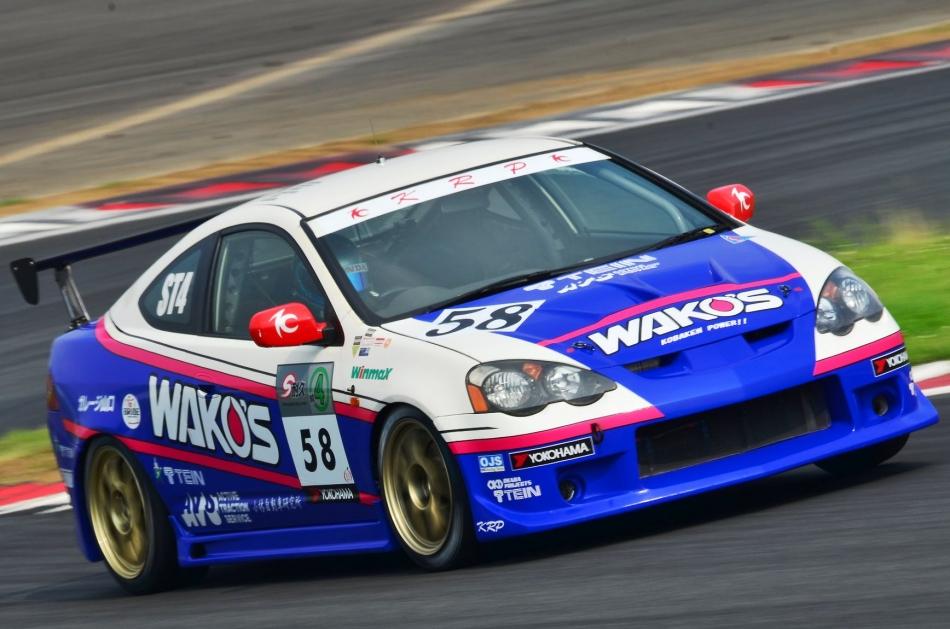 2014 スーパー耐久シリーズ 第5戦 in 鈴鹿 開催
