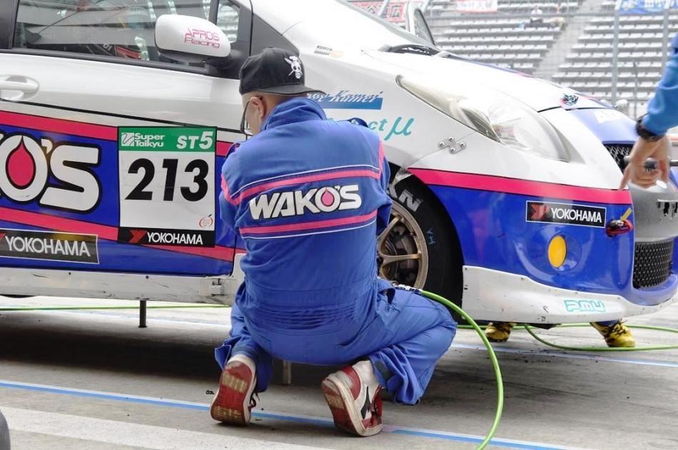 2014 スーパー耐久シリーズ 第4戦 in 岡山 開催
