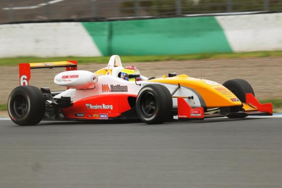 2014全日本選手権 スーパーフォーミュラシリーズ 第6戦 in SUGO 開催