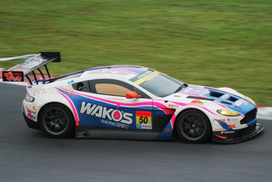 2014 SUPER GT Round8 MOTEGI GT 250km RACE 開催