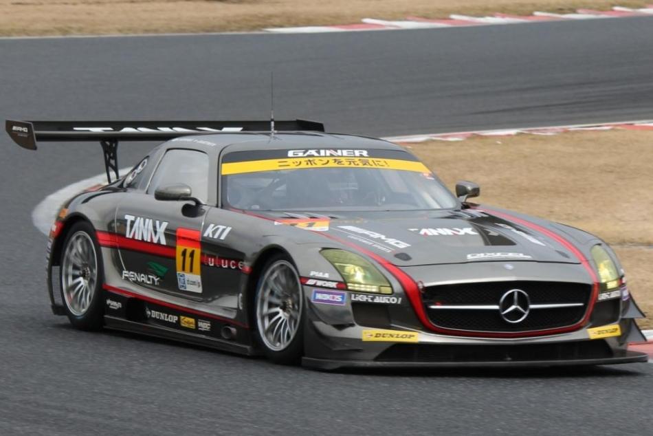 2015 SUPER GT Round1 OKAYAMA GT 300km RACE 開催