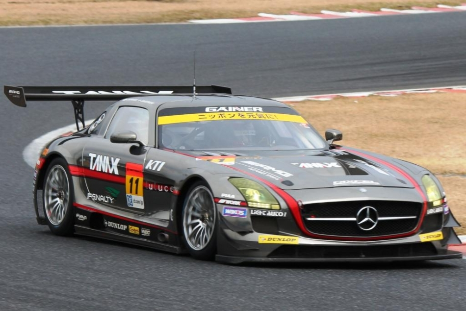 2015 SUPER GT 開幕戦in岡山 レースレポート