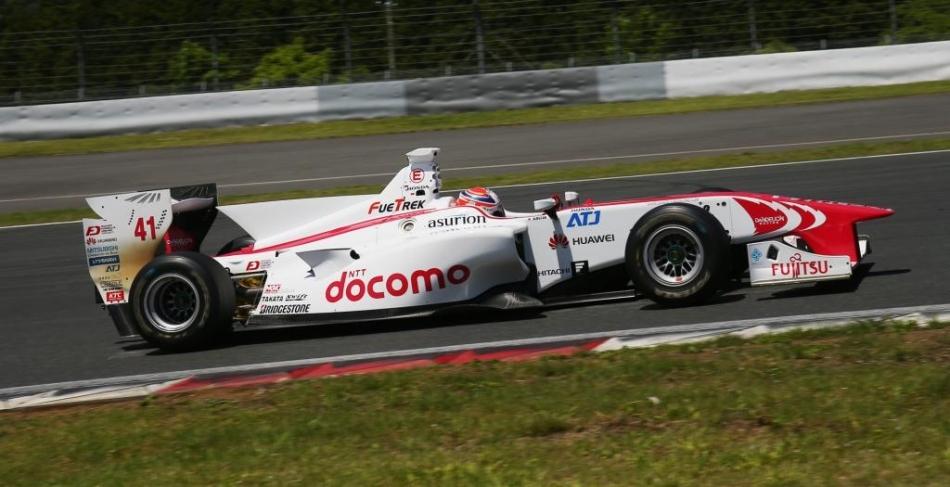 2015全日本選手権 スーパーフォーミュラシリーズ 開幕戦 鈴鹿2&4レース 開催