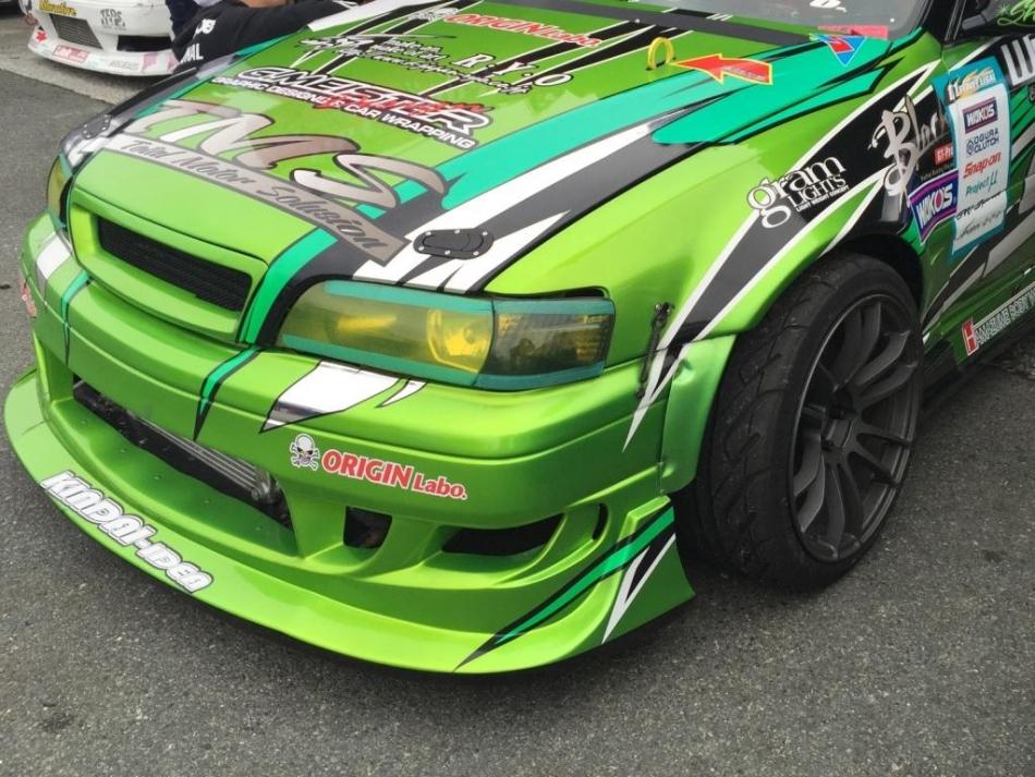 2015 D1ストリートリーガルシリーズ 第6戦in 日光 開催