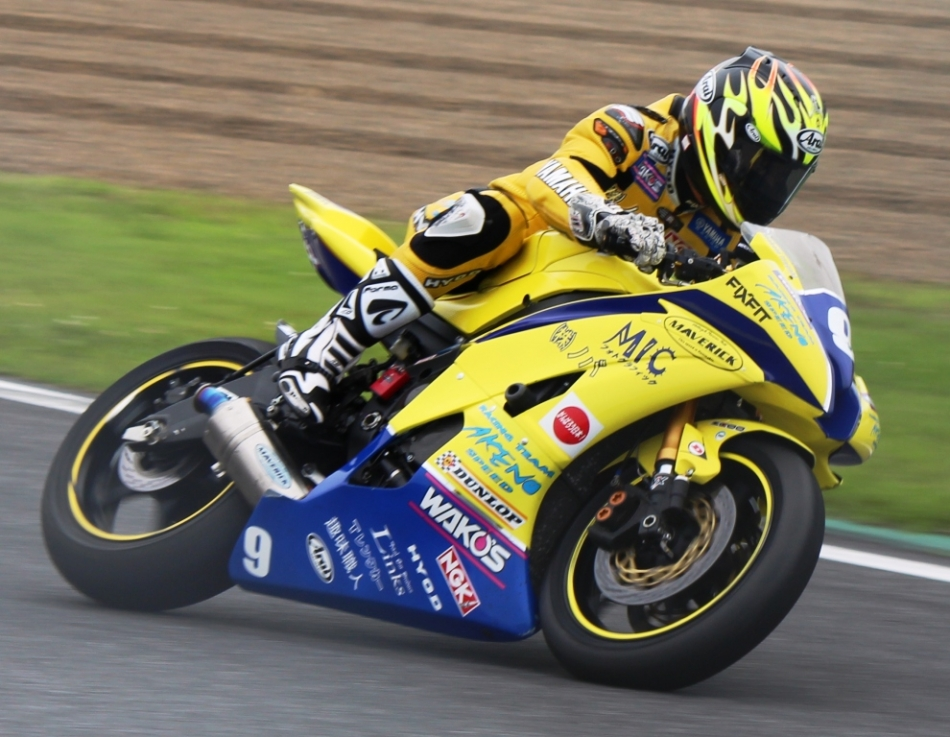2015 MFJ 全日本ロードレース選手権 Rd,9 MFJ-GP 鈴鹿