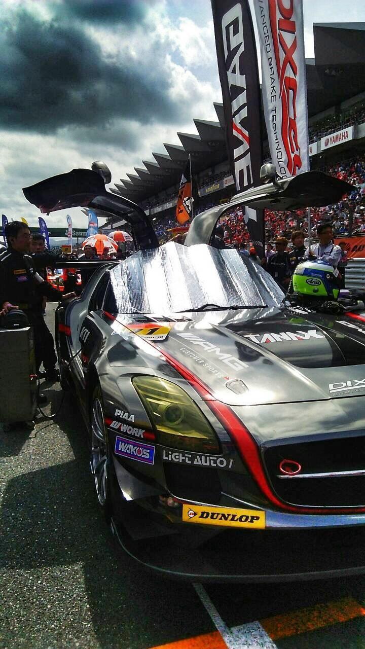 2015 AUTOBACS SUPER GT Round 4 FUJI GT 300km Race
