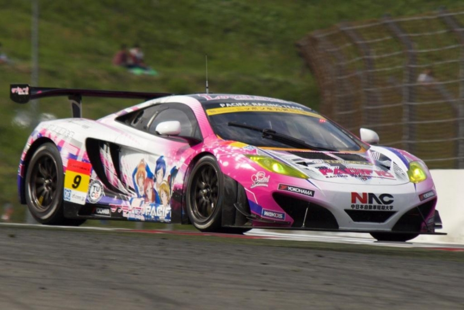 2015 SUPER GT Round5 44rd International SUZUKA