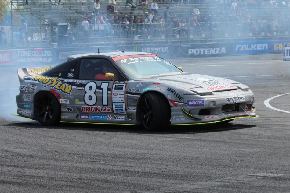 2015 D1 GRAND PRIX SERIES Round 5/EX OSAKA DRIFT