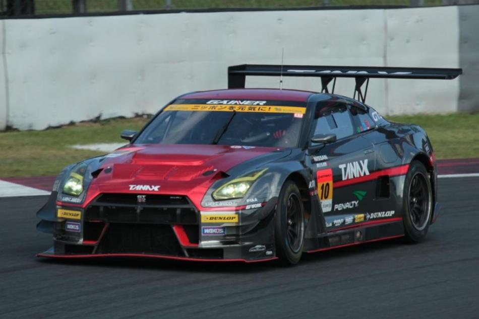 2015 SUPER GT Round7 SUPER GT in KYUSHU 300km RACE
