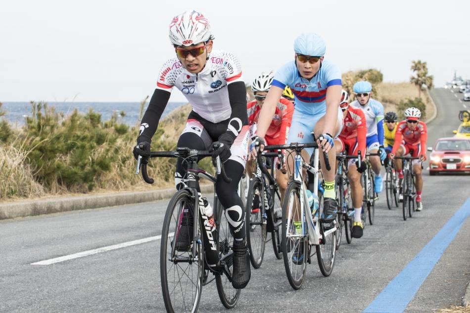 2016年アジア自転車選手権大会 雨澤毅明がロードレース(U23)で第6位