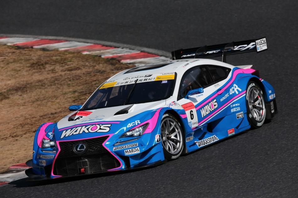 2016 SUPER GT Round1 OKAYAMA GT 300km RACE 開催
