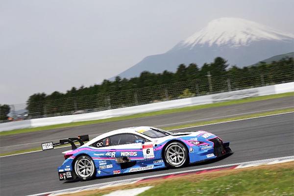 2016 SUPER GTシリーズ 第2戦 富士スピードウェイ レースレポート