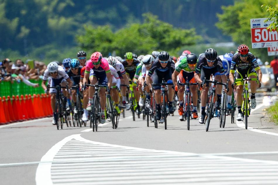 ツアー・オブ・ジャパン2016第3ステージ美濃 WAKO'Sケミカルサポートチーム結果速報