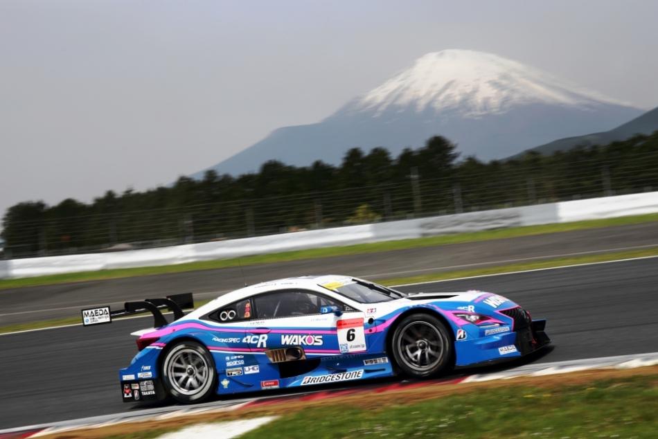 2016 SUPER GT Round5 FUJI GT 300km RACE 開催