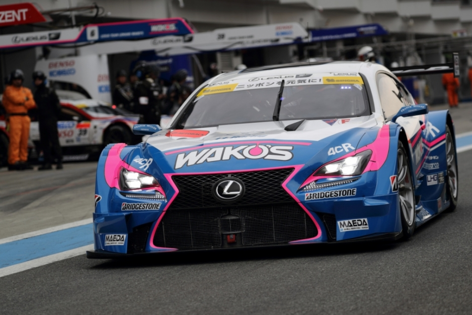 2016 SUPER GT Round6 45rd International SUZUKA 開催