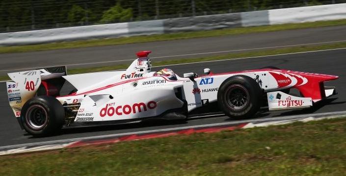 2016全日本選手権 スーパーフォーミュラシリーズ 第6戦 菅生 開催