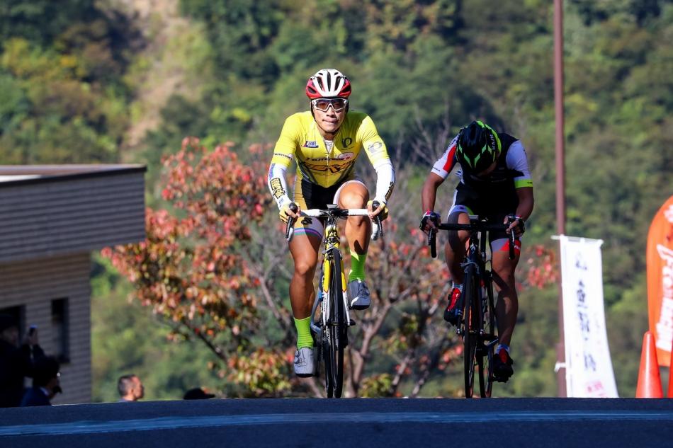 第50回JBCF東日本ロードクラシック南魚沼大会 岡篤志(弱虫ペダルサイクリングチーム)が優勝