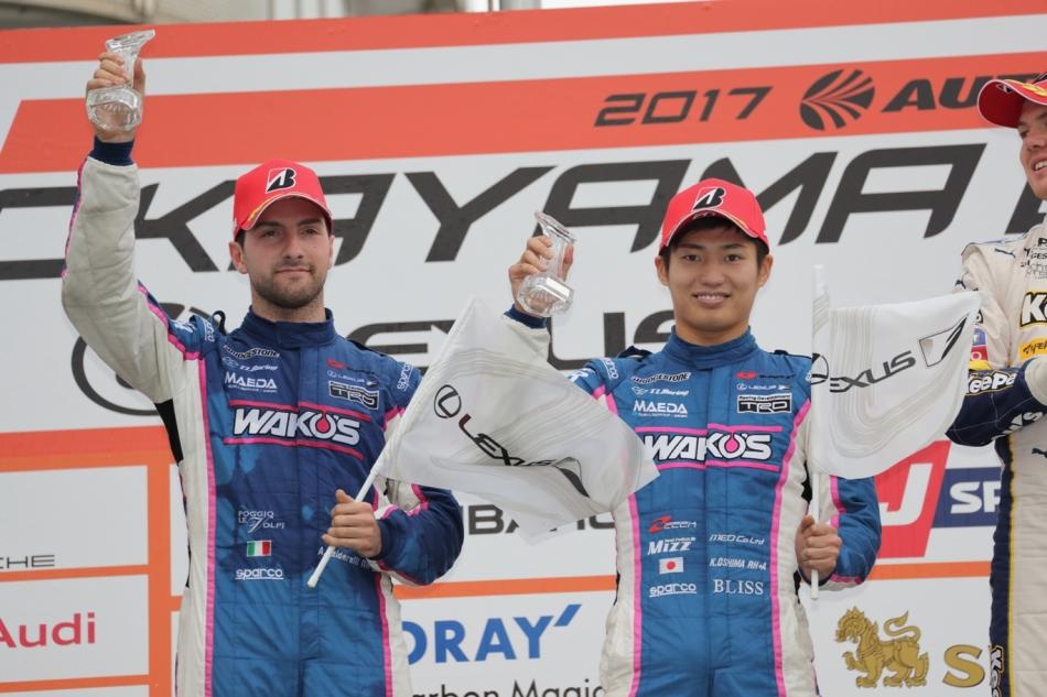 2017 SUPER GTシリーズ 第1戦 岡山国際サーキット レースレポート