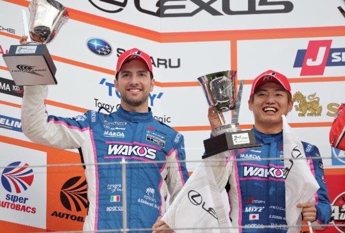 2017 SUPER GTシリーズ 第2戦 富士スピードウェイ レースレポート
