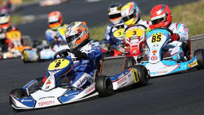全日本カート選手権OK部門 第3戦・第4戦レースレポート