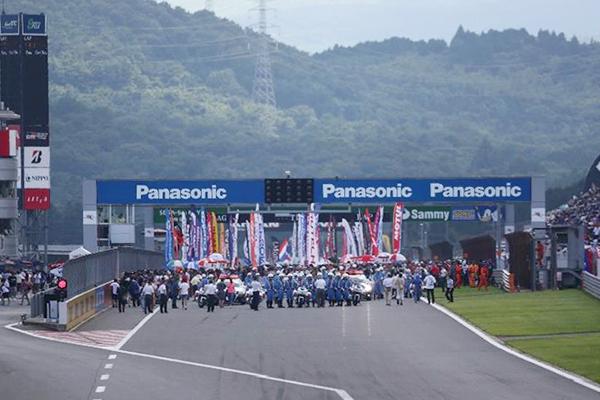 2017 SUPER GTシリーズ 第5戦 富士スピードウェイ レースレポート