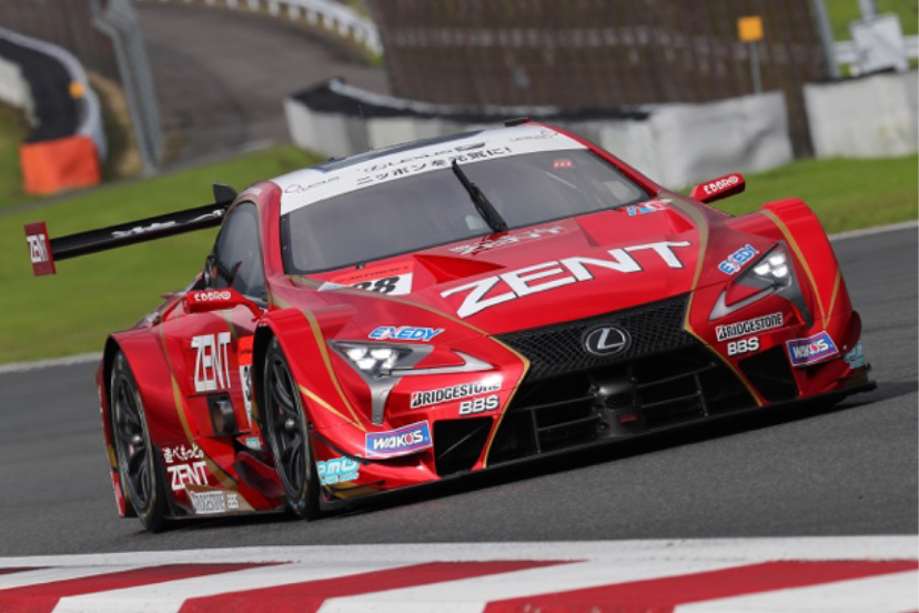 2018 SUPER GT 第2戦 LEXUS TEAM ZENT CERUMO レースレポート