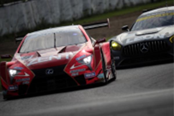 2018 SUPER GT 第戦 LEXUS TEAM ZENT CERUMO レースレポート