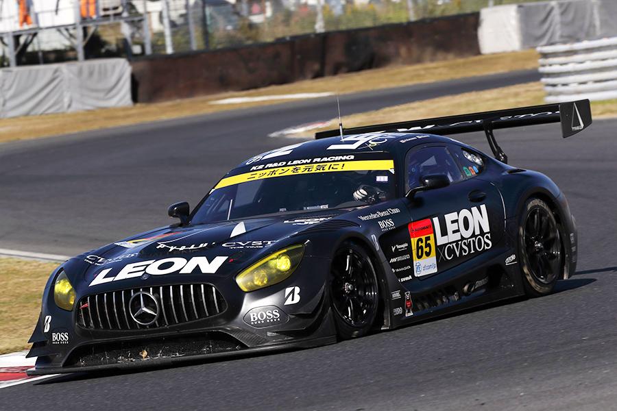 祝!K2R&D LEON RACING 2018年スーパーGT300クラス シリーズチャンピオン獲得