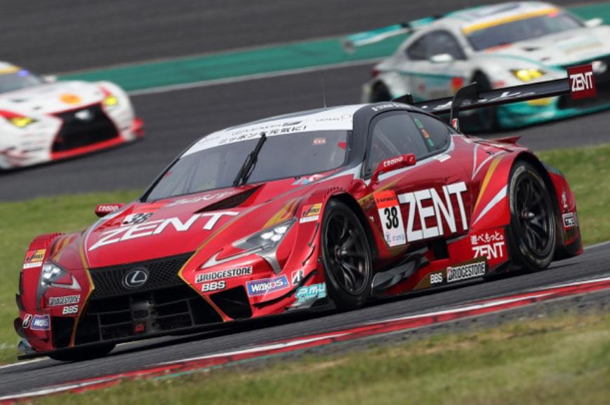 2019 SUPER GT 第3戦 LEXUS TEAM ZENT CERUMO レースレポート