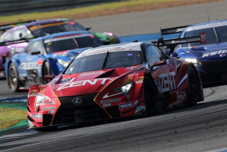2019 SUPER GT 第4戦 LEXUS TEAM ZENT CERUMO レースレポート