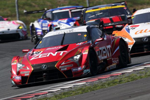 2019 SUPER GT 第5戦 LEXUS TEAM ZENT CERUMO レースレポート