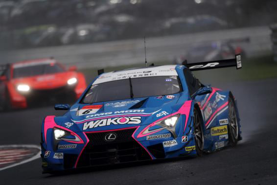 2019 SUPER GT 第6戦 LEXUS TEAM LEMANS WAKO'S レースレポート