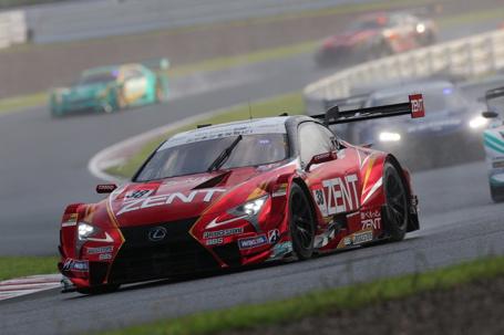 2019 SUPER GT 第6戦 LEXUS TEAM ZENT CERUMO レースレポート