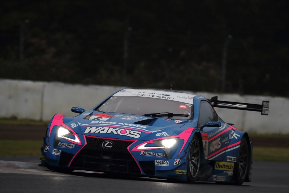 2019 SUPER GT 第7戦 LEXUS TEAM LEMANS WAKO'S レースレポート