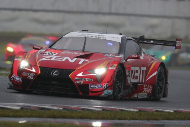 2019 SUPER GT 第7戦 LEXUS TEAM ZENT CERUMO レースレポート