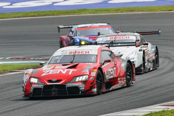 2020 SUPER GT 第2戦 TGR TEAM ZENT CERUMO レースレポート