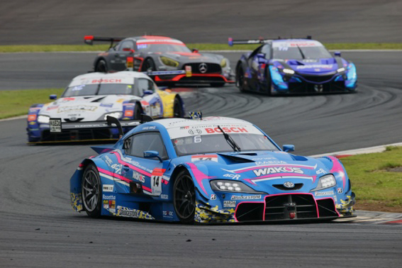 2020 SUPER GT 第2戦 TGR TEAM WAKO'S ROOKIE レースレポート