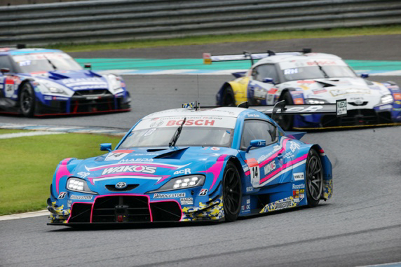2020 SUPER GT 第4戦 TGR TEAM WAKO'S ROOKIE レースレポート