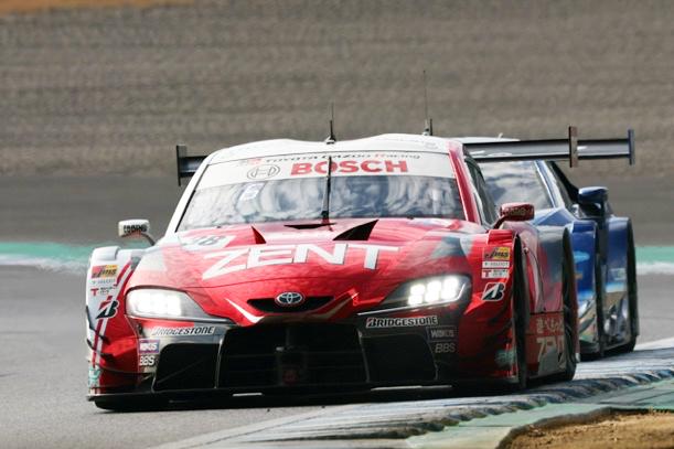 2020 SUPER GT 第7戦 TGR TEAM ZENT CERUMO レースレポート