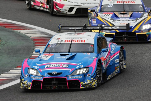 2020 SUPER GT 第8戦 TGR TEAM WAKO'S ROOKIE レースレポート