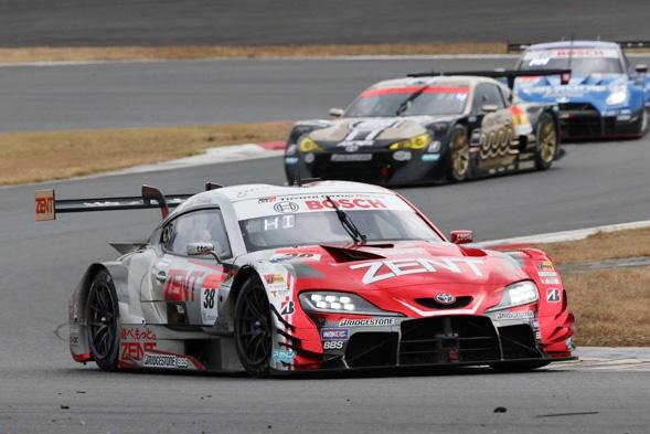 2020 SUPER GT 第8戦 TGR TEAM ZENT CERUMO レースレポート